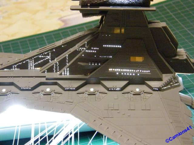 REPUBLIC STARDESTROYER REVELL - MONTAGE & ECLAIRAGE - Page 6 SSCF1504