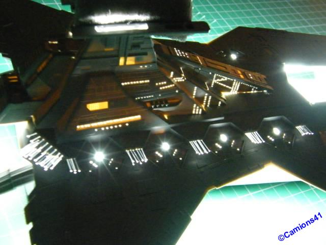 REPUBLIC STARDESTROYER REVELL - MONTAGE & ECLAIRAGE - Page 6 SSCF1508