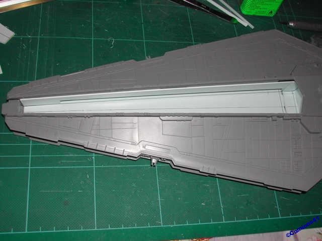 REPUBLIC STARDESTROYER REVELL - MONTAGE & ECLAIRAGE - Page 3 SSCN7231