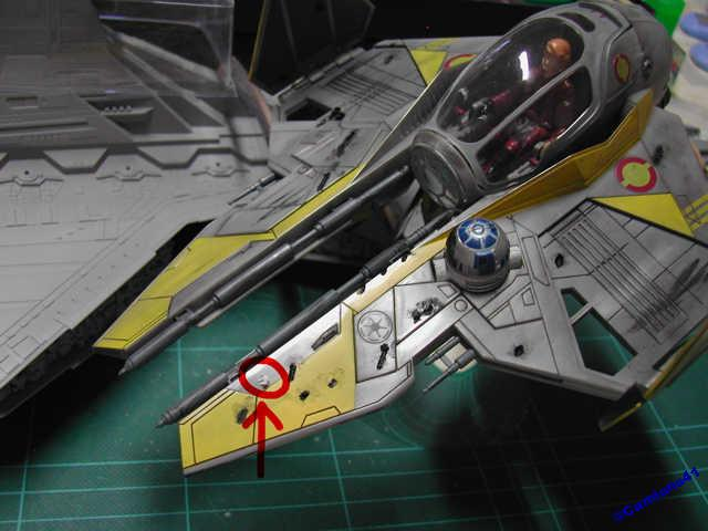 REPUBLIC STARDESTROYER REVELL - MONTAGE & ECLAIRAGE - Page 4 SSCN7315F